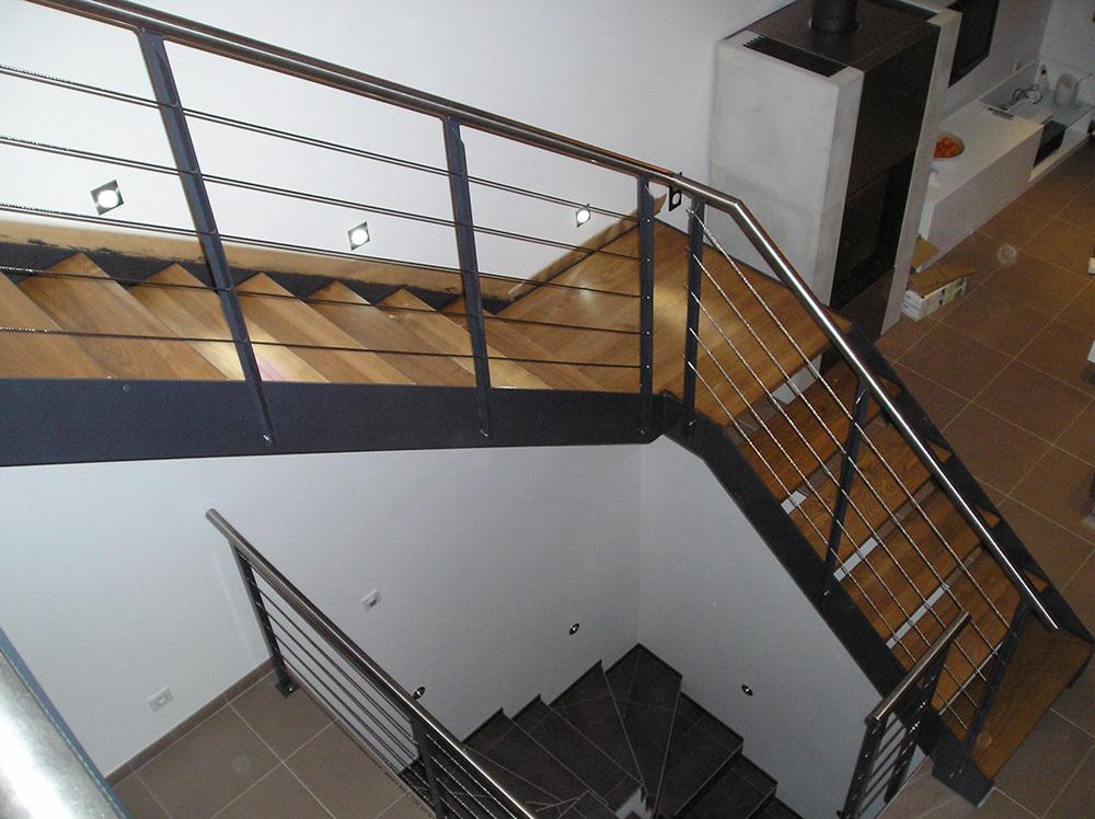 Escalier Traditionnels Fabrication Realisation Et Pose