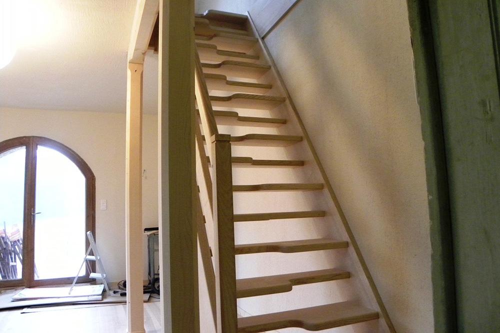 escalier pas japonais escalier pas altern s escalier. Black Bedroom Furniture Sets. Home Design Ideas